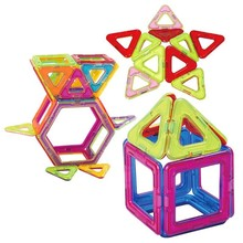 Unids Magnetic Block Construction Model Construction Kits Magnetic Toy Designer Brick Technics Educational Toys For Children цена
