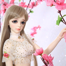 Supia Lina BID Doll 1/3 Elf Luts Fairyland Dollmore Littlemonica Iplehouse Dollstown парик одежда обувь глаза полный выбор