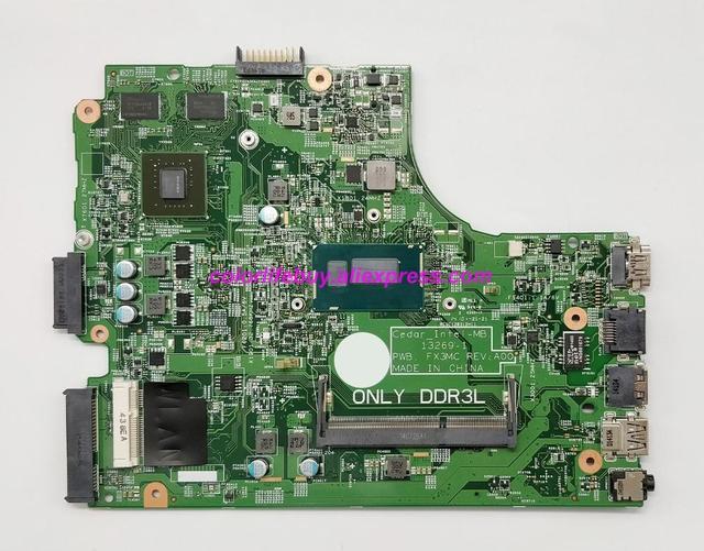 حقيقية CHXGJ 0 CHXGJ CN 0CHXGJ w I7 4500U CPU 13269 1 w N15S GT S A2 اللوحة المحمول لديل انسبايرون 3442 3542 الكمبيوتر الدفتري