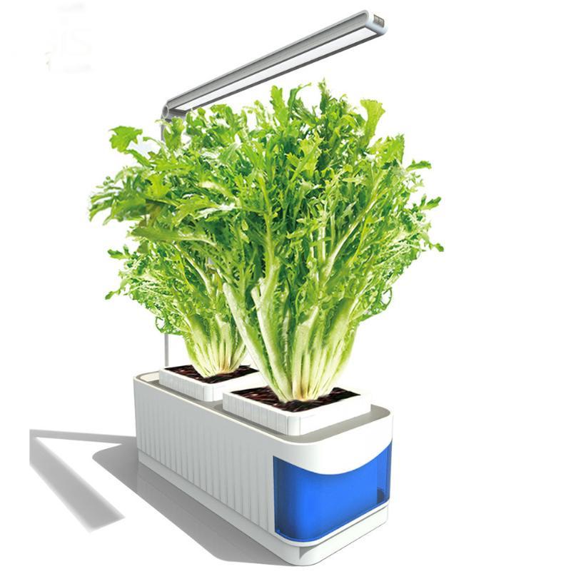 Smart Herb Garden Kit LED Grow Light Hydroponic Growing ...