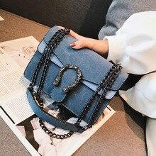 Female Crossbody Bags For Women 2019 High