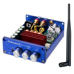 Image 5 - Nobsound CSR8675 Bluetooth 5.0 เครื่องขยายเสียงดิจิตอล Mini HiFi APTX HD 100W + 100W