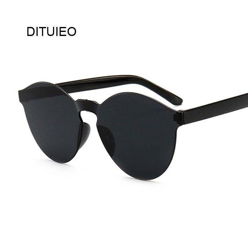 Fashion New Round Sunglasses Women Vintage Metal Frame Pink Yellow Lens Colorful Shade Sun Glasses Female UV400