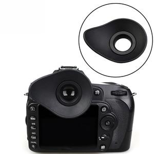 Eyepiece Eye Cup Extender Viewfinder for Nikon D7100 D5500 D5300 D3400 D5600 D3300 D5100 D3500 D750 D7200 D610 D600 D7500 Camera(China)