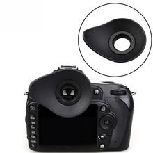 Okularu oczu kubek Extender wizjer matówka do Nikon D7100 D5500 D5300 D3400 D5600 D3300 D5100 D3500 D750 D7200 D610 D600 D7500 kamery