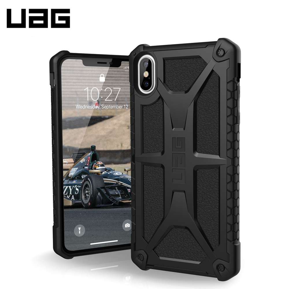 Фото - Mobile Phone Bags & Cases UAG 111101114040  XS MAX  case bag 360 degree round finger ring mobile phone smartphone stand holder