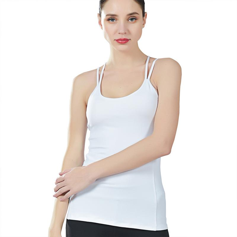 Ladies Slim-fit Sports Tank Tops Women