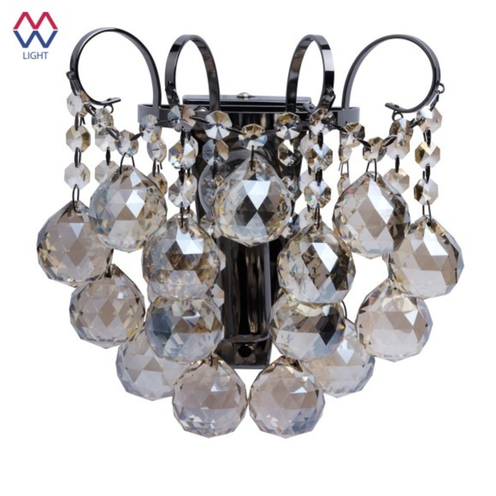 Wall Lamps Mw-light 232028001 lamp Mounted On the Indoor Lighting Lights Spot crystal wall sconce modern wall light indoor decorative lights lamp led wall mounted light bedroom bathroom sconce mirror lamps