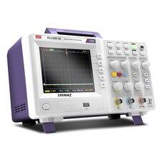 Mch osciloscópio digital armazenamento osciloscópio duplo canal osciloscópio amostragem 1g 100mhz DS-2100CA