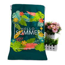 New Arrival Latest Leaves Fashion Pattern Beach Towel