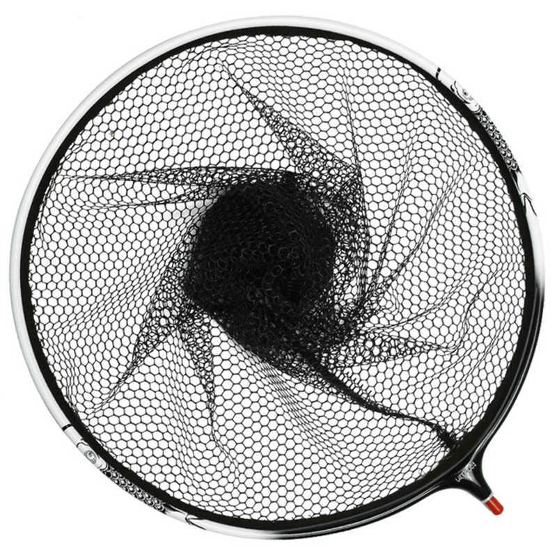 Đầu Lưới Đánh Cá Brail Nano Hợp Kim Titan Lưới Có Thể Tháo Rời Tay Lưới Dành Cho Câu Cá Chống Dính Móc Phụ Kiện Câu Cá