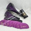 Maruman Majesty 2019 Prestigio 9 гольф-клуб головные уборы драйвер Fairway Woods #3 #5 Утюги #5-PAS клюшки полный комплект головные уборы