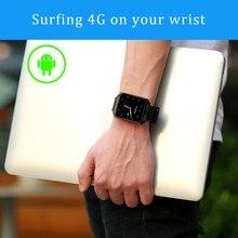Купить с кэшбэком Smartwatch GPS WiFi sport wristband Heart Rate Sleep Monitor message Call reminder men women Smart Watches Microwear for android