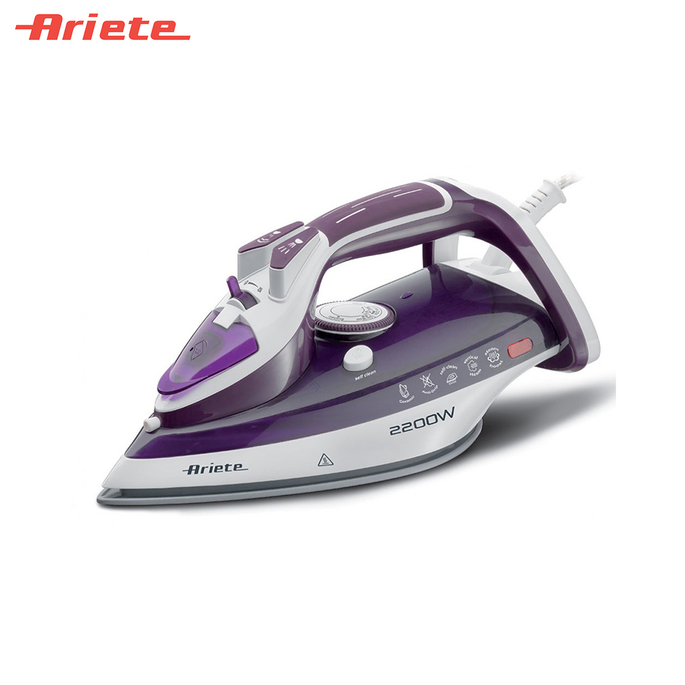 Electric Irons Ariete 8003705115316 steam iron steamer Laundry Appliances generator smad 2l 110v vertical garment fabric steamer home portable 45s heat up electric iron steam steamer brush for clothes