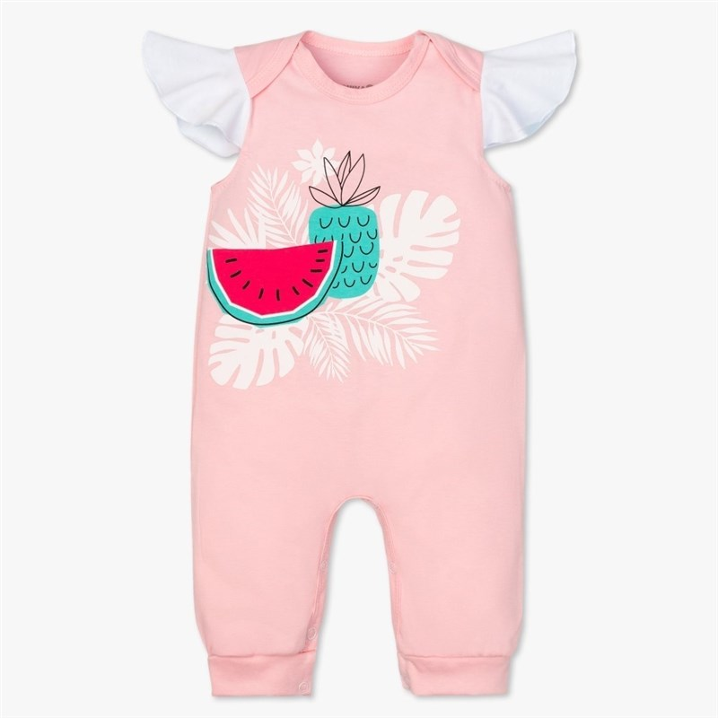 Rompers kids Crumb I Fruit growth 3 18 Mo socks crumb i fruit pineapple 6 18 month 100% cotton