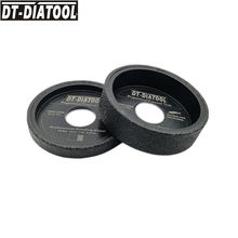 Dt diatool 1 шт диаметр 75 мм вакуумная пайка алмазного шлифовального