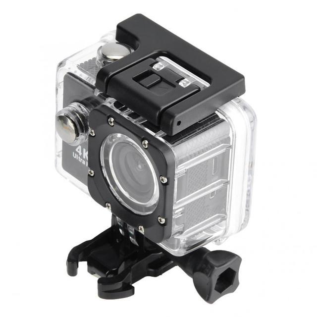 Hd Wifi Camera 30M Waterproof Housing Two Battery