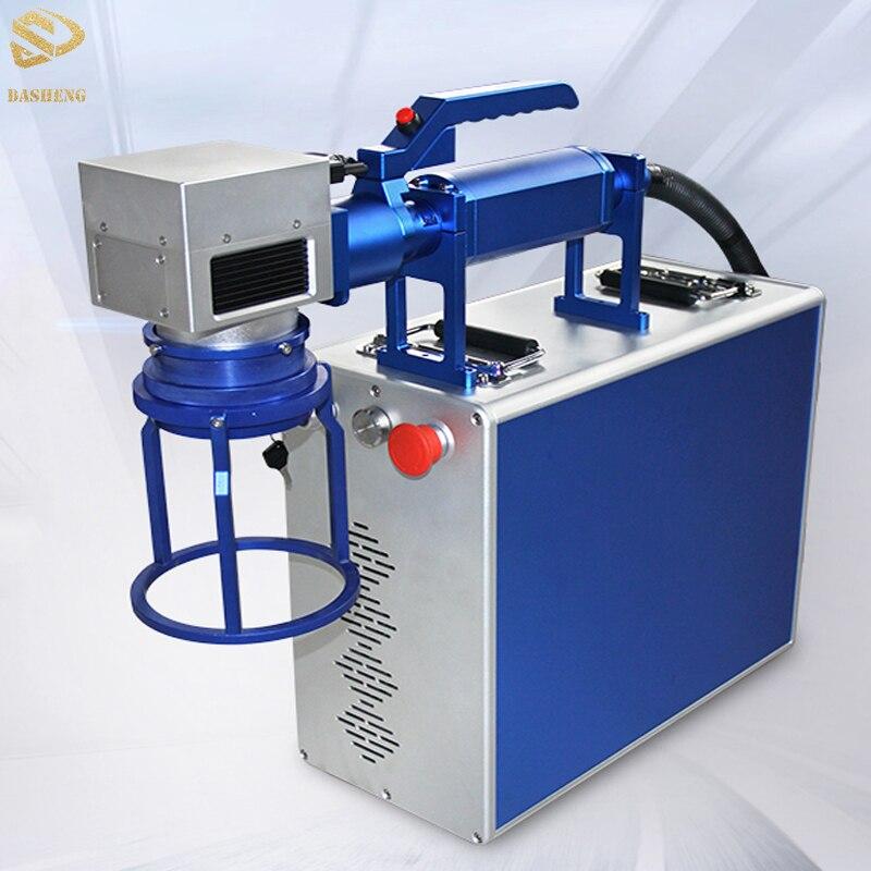 Заводские цены в Китае ручной лазерный принтер ручной волоконный лазер 20 волоконно лазерная маркировочная машина для металла лазерная мар