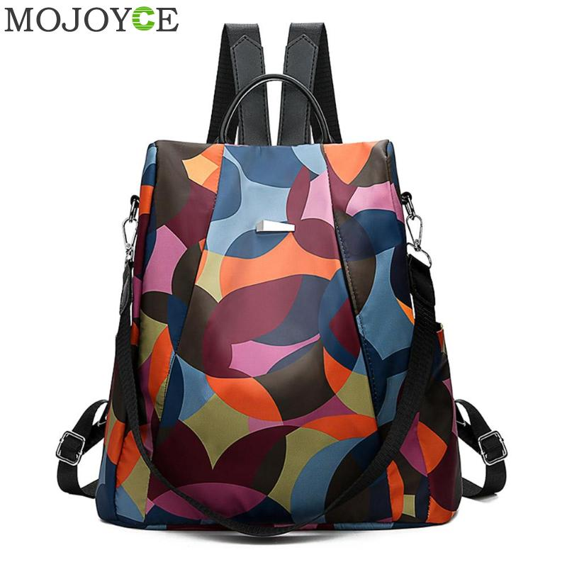Fashion Oxford Backpack Women Anti Theft Backpack Girls Bagpack Schoolbag for Teenagers Casual Daypack Sac A Dos mochilaFashion Oxford Backpack Women Anti Theft Backpack Girls Bagpack Schoolbag for Teenagers Casual Daypack Sac A Dos mochila