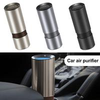 Car Air Freshener Purifier Auto Air Purifier Oxygen Bar ionizer Clean Air