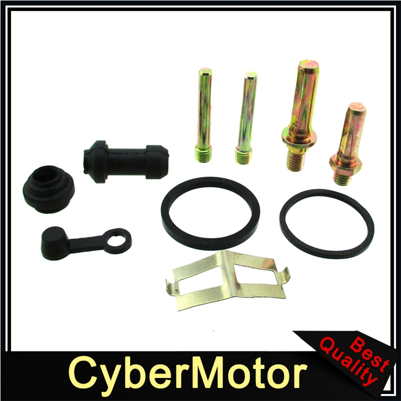 Brake Caliper Repair Kit For <font><b>Motor</b></font> Pit Dirt Bike 50cc 110cc <font><b>125cc</b></font> 140cc 150cc 160cc 170cc 180cc 190cc image