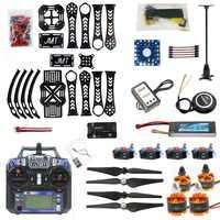 DIY RC ドローン Quadrocopter X4M360L と GPS APM 2.8 RX TX ARF F14892-B