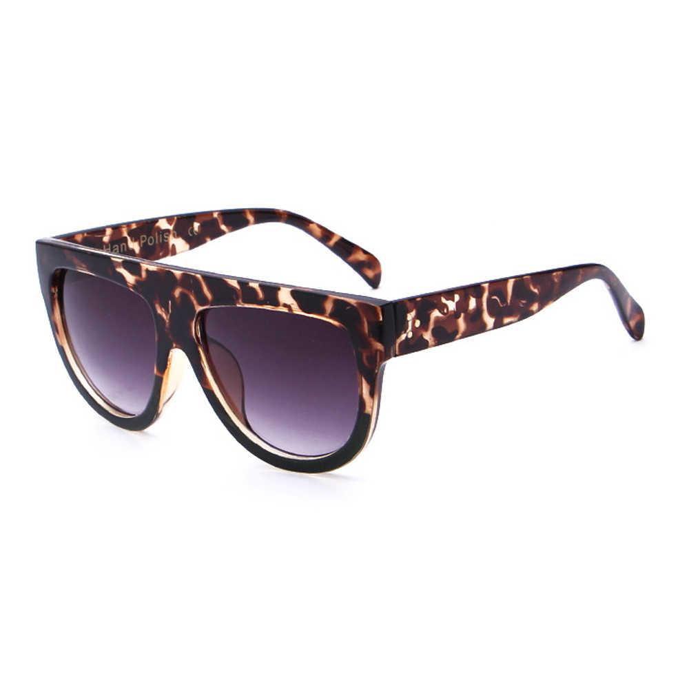 Olho de gato Óculos De Sol Das Mulheres Lente Gradiente óculos de Sol Dos Homens Quadro Completo Senhoras Marca de Designer Óculos Shades oculos Unissex Atacado