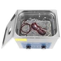 10L 220V Digital Ultrasonic Cleaner Bath wash Auto parts hareware clubs heating timer Hot