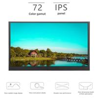 13.6 HDMI HD1080P HDR Type C Portable LED Monitor 1920 * 1080P IPS Screen For PS4 XBOX Car Display PC For Mac Laptop Hot