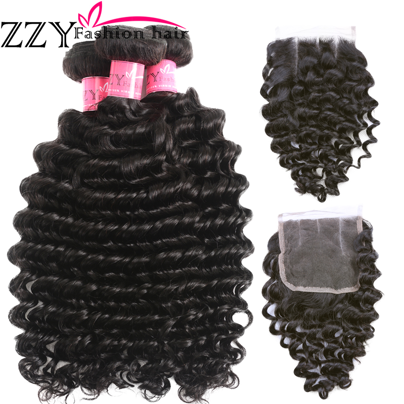 .ZZY Fashion Hair Brazilian Deep