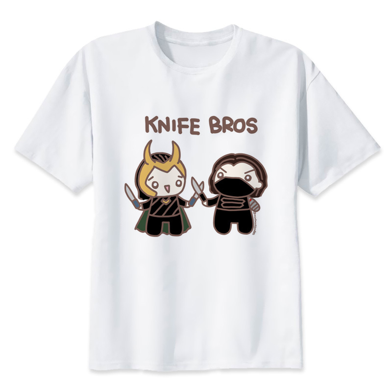loki Letter Printed   T  -  shirts   Men 2019 Summer Streetwear Cotton Mens Short Sleeve   T     Shirts   Casual Tee Tops Q1862