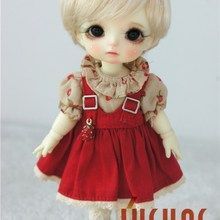 D28053 1/8 модные кукольные парики Размер 5-6 дюймов Enfant короткие BJD парики синтетические мохеровые кукольные аксессуары