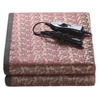 150x60cm Cobertor Carro Elétrico Carro Com Isqueiro Do Carro Sujeira Resistente Ao Desgaste Dorminhoco Colchão 24V|Cama de viagem p/ carro| |  -