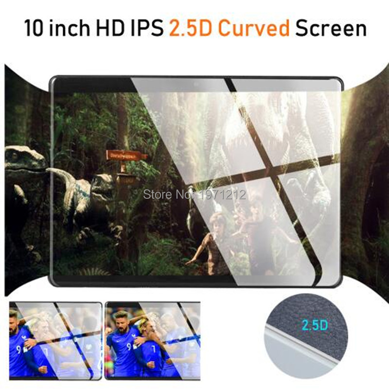 Image 5 - 2019 Newest Google Play Store Android 8.0 OS 10 inch 4G FDD LTE tablet 6GB RAM 64GB ROM 1280*800 IPS Dual SIM Cards Kids Gift-in Tablets from Computer & Office