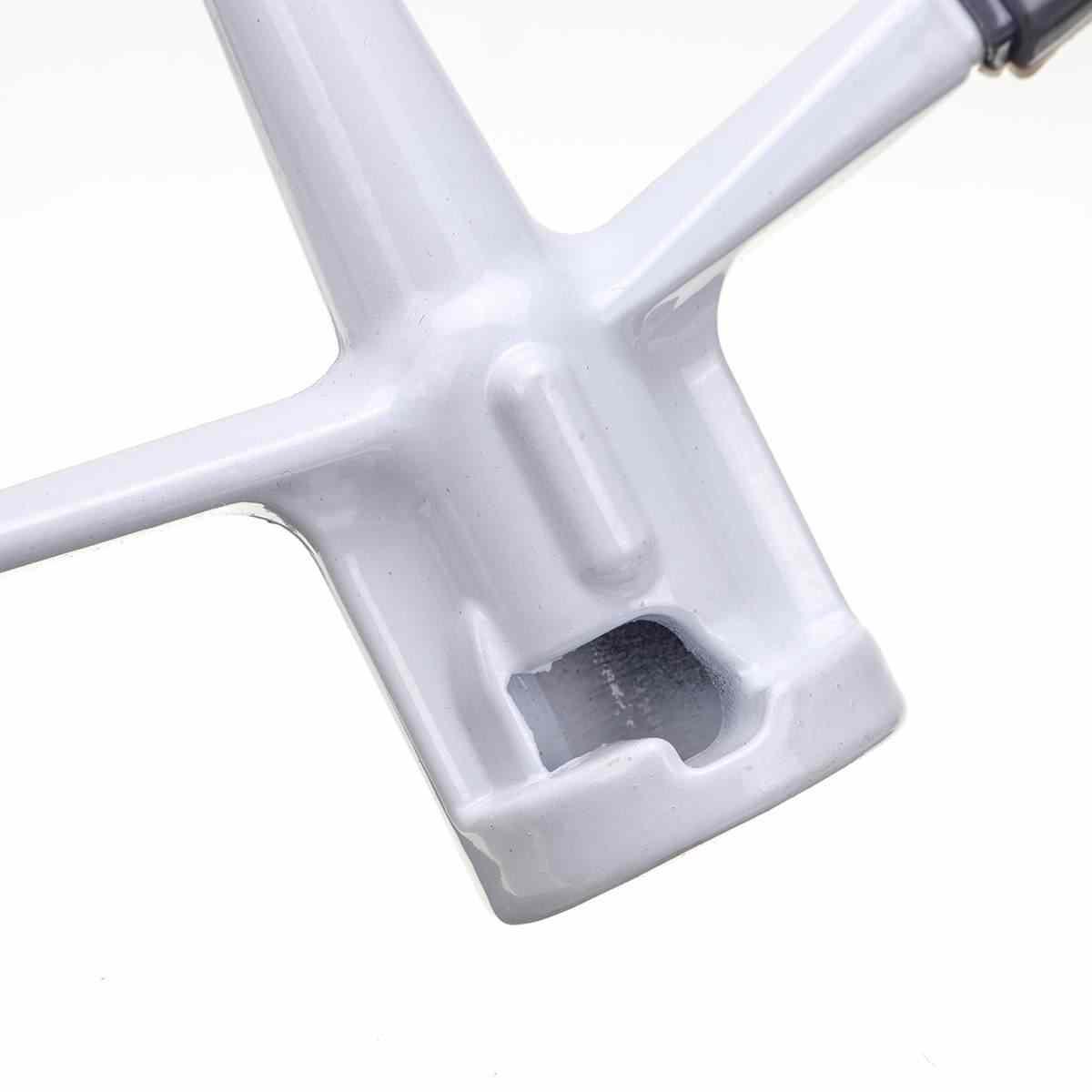 1 pc Tilt Head-Flex Peças de Borda 4.5-5QT (5L) para KFE6L Tilt Head-Stand Misturadores KitchenAid Profissional