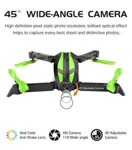 Image 4 - GW68 wifi FPV with 0.3MP/2.0MP Angle Camera 12mins Flight Time Selfie Mini RC Drone Quadcopter