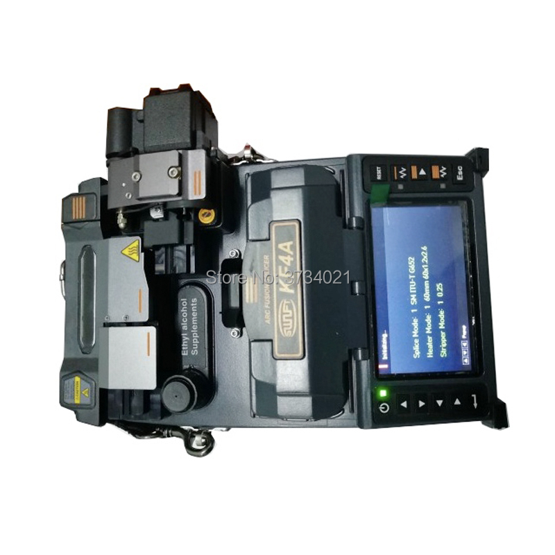 Cheap Price <font><b>ILSINTECH</b></font> Active Cladding Alignment, ALLINONE+ SWIFT KF4A Fusion Splicer/Splicing machine KF4A image