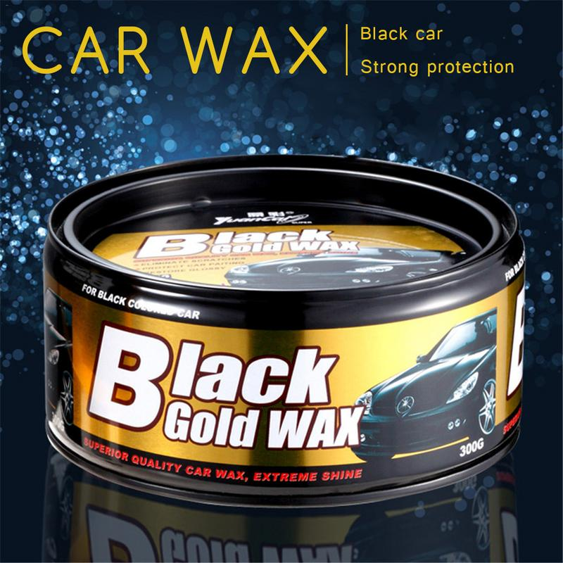 Car Black Wax Care Waterproof Film Coating Hard Wax Paint Repair Scratch Stains Remove  Paint Surface Coating Formula Super Wate