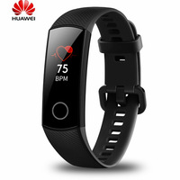 Huawei Honor Band 4 huawei smart watch IP68 Waterproof Bluetooth Wristband Heart Rate Sleep Monitor Pedometer Running watch