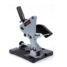 Angle Grinder Stand Cutter Support Bracket Holder Dock Cast Iron Base Power Tool Accessories