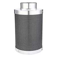 4 / 5 Inch Carbon Filter Hydroponics Activated Carbon Filter Charcoal Indoor Plant Air Exhaust Air Purifier Parts Filter Cotton