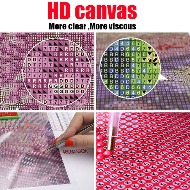 Full Square/Round drill 5D DIY diamond Painting Cross Stitch safari park Diamond Embroidery Mosaic Rhinestone Decor C1119 1