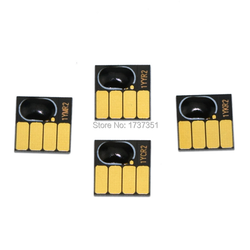 981 981XL ARC Permanent Use Cartridge Chip for HP PageWide Color 586dn 556xh 586z 586f 556 586 E55650 E58650 Printer-in Cartridge Chip from Computer & Office    1