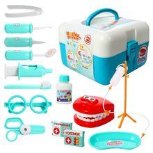 Игровой набор «Доктор» из 15 предметов для стоматолога детских