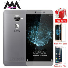 "Global versie LeEco Letv Le 2 S3 X522 X526 Snapdragon 652 Octa Core 4G Smartphone 32GB 64GB ROM 5.5 ""Android 6.0 mobiele telefoon"