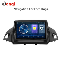 9 inch Android 8.1 full touch screen car multimedia system For Ford kuga escape C max 2013 2017 car gps radio navigation