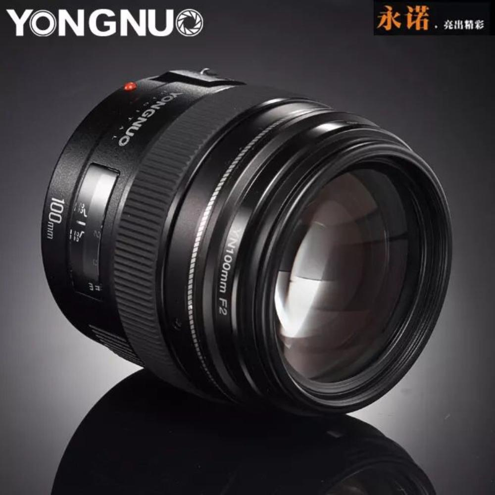 Yongnuo 100MM F2 Lens Large Aperture AF/MF Medium Telephoto Prime Lente YN100mm For Nikon D7200 D7100 D7000 D5600Yongnuo 100MM F2 Lens Large Aperture AF/MF Medium Telephoto Prime Lente YN100mm For Nikon D7200 D7100 D7000 D5600