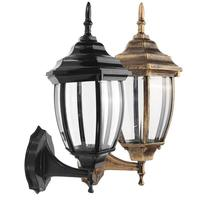 LED Outdoor Lighting Vintage Wall Lantern Road Lights E27 Interface Light Lamp External Security Garden Mount Buitenlamp