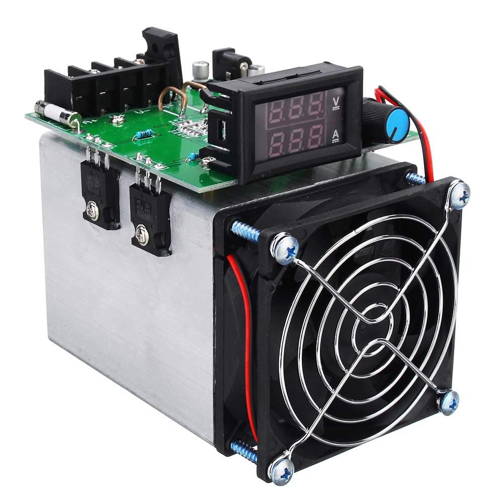 Module d'appareil de contrôle de capacité de batterie de décharge de 250 W DC 12 V avec l'appareil de contrôle numérique de batterie de charge électronique de cc