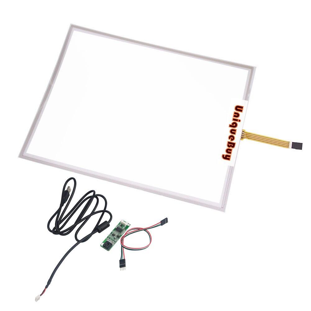 15 inch 4 wire(Soft screen) 322*247MM Digitizer Resistive